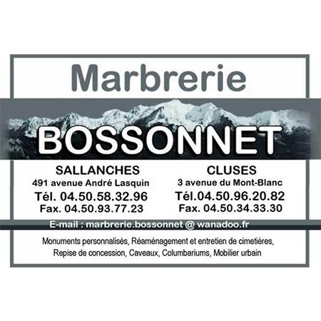Bossonnet site logo